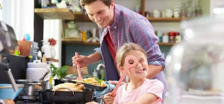 Élet-Stílus: Játék a konyhában – Főzzetek együtt!