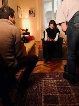 Skultéti-Szabó_Katalin_pszichologus_budapesten_interjú_előtt