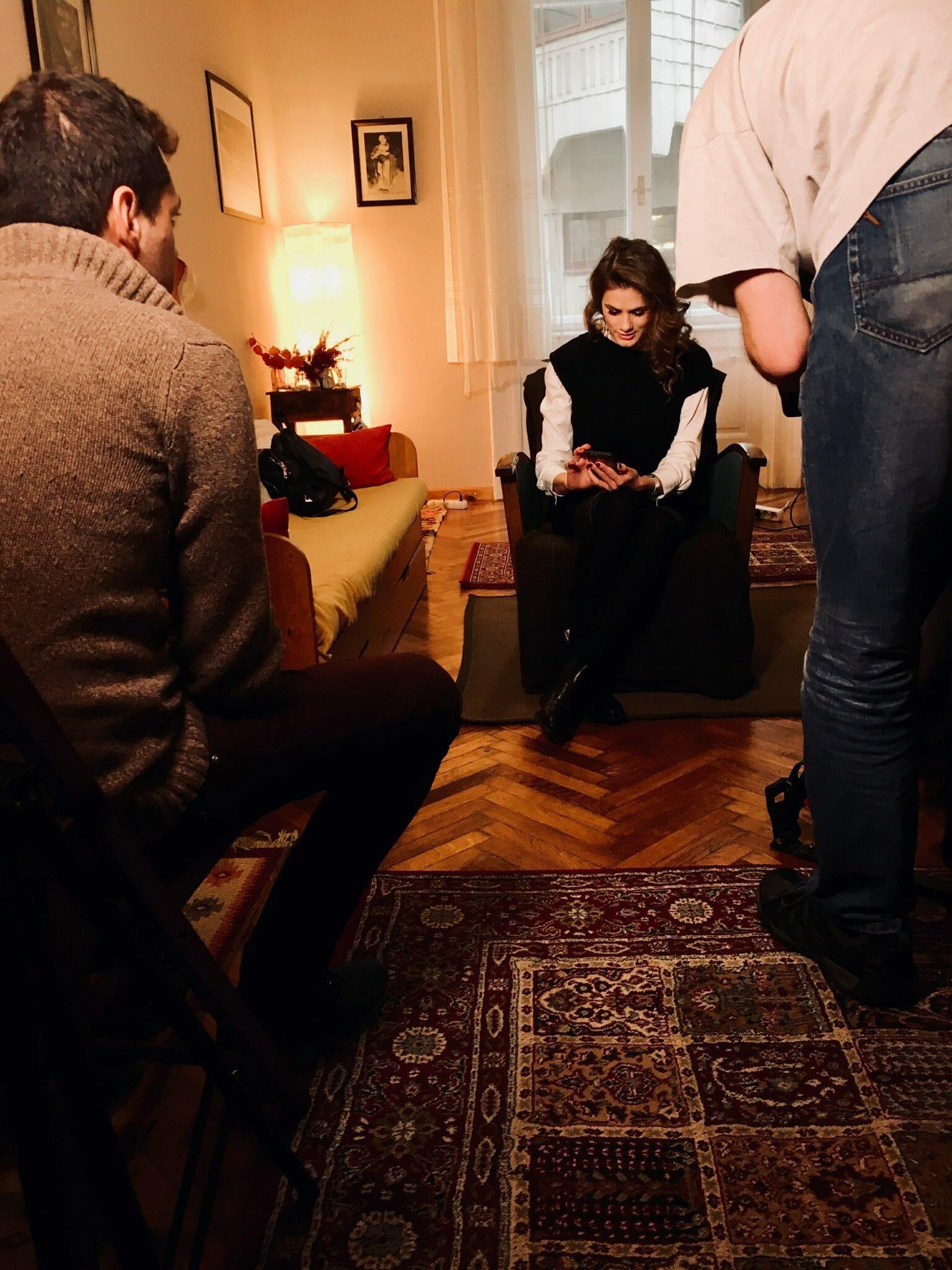 pszichológus Budapest, Interjú előtt
