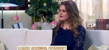 felháborító szelfi Skultéti-Szabó Katalin pszichológus Budapest