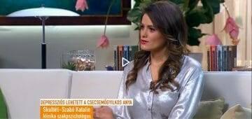 Skultéti Szabó Katalin pszichológus Budapest, Megfojtotta kisfiát
