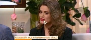 Skultéti Szabó Katalin pszichológus Budapest, halálos baleset