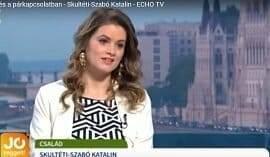 Skultéti Szabó Katalin pszichológus Budapest, Pénz a párkapcsolatban